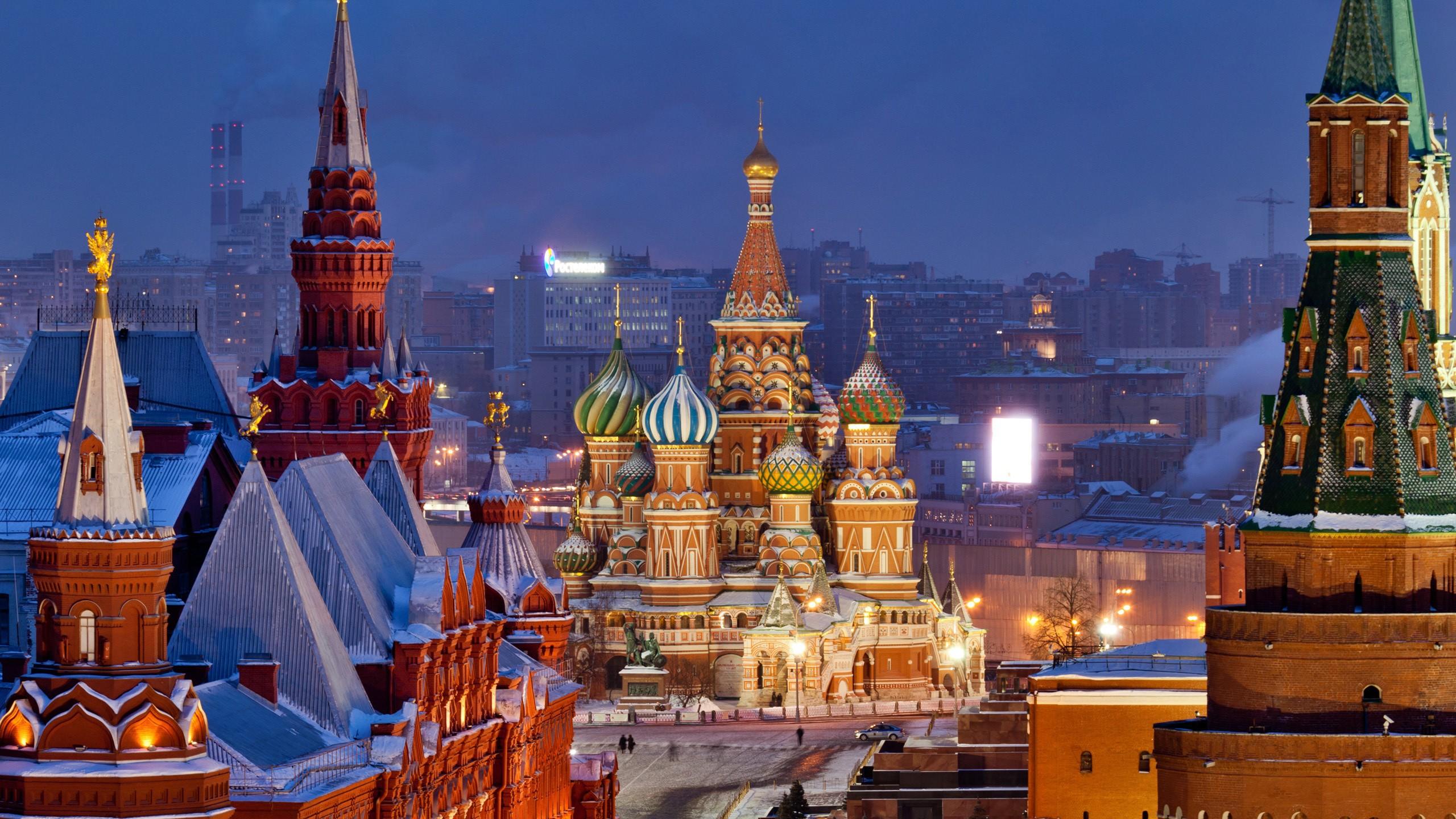 Обои россия, красная площадь. Города foto 2